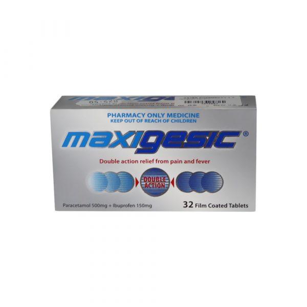 Maxigesic TAB x 32s