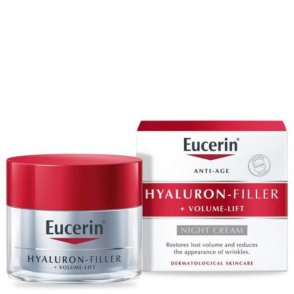 Eucerin Hyaluron Filler + Volume Lift Night Cream 50ml