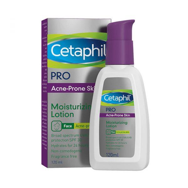 Cetaphil Pro Acne Prone Moisturizing Lotion 120ml
