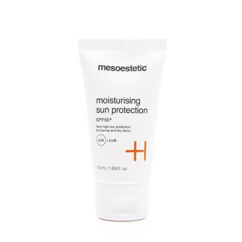 Mesoestetic - Moisturizing sun protection SPF50 dry skin 50ml