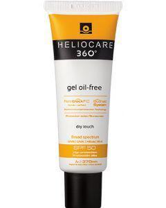 Heliocare 360 gel oil-free spf50-50ml