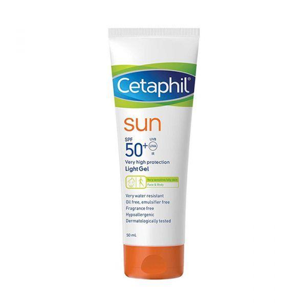 Cetaphil Sun Spf50+ Light Gel