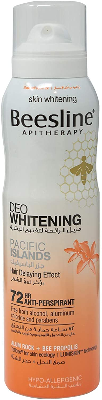 Beesline Deo Whitening Spray Pacific Island 150ml