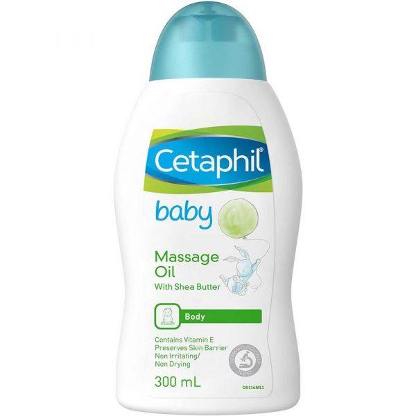 Cetaphil baby massage oil 300ml