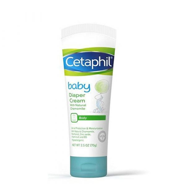 Cetaphil Baby Diaper Cream 70Gm