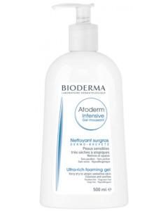 Bioderma Atoderm Intensive Gel Moussant 500ml