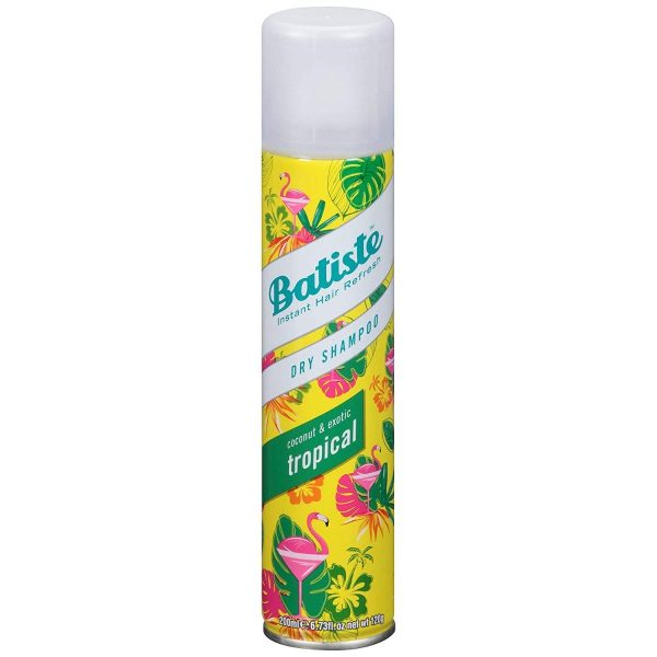BATISTE DRY SHAMPOO TROPICAL 200 ML