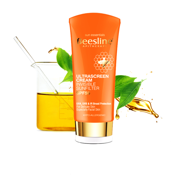 BEESLINE ULTRA SCREEN CR INVISIBLE SPF50