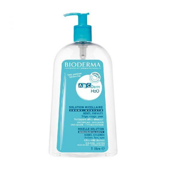 Bioderma ABCDerm H20 Micelle Solution 1Litre
