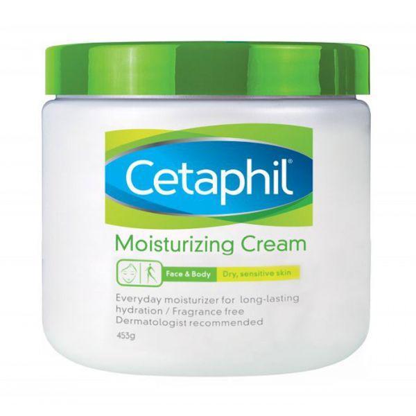 Cetaphil Moisturizing Cream Jar 453Gm