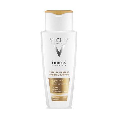 Vichy Dercos Nourishing Reparative Cream Shampoo 200ml