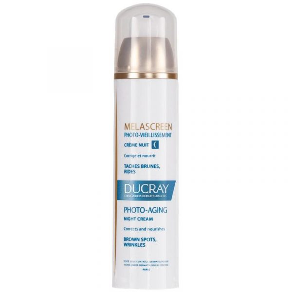 Ducray Melascreen Photo-Aging Night Cream 50ml