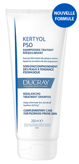 DUCRAY Kertyol S Shampoo 200ml