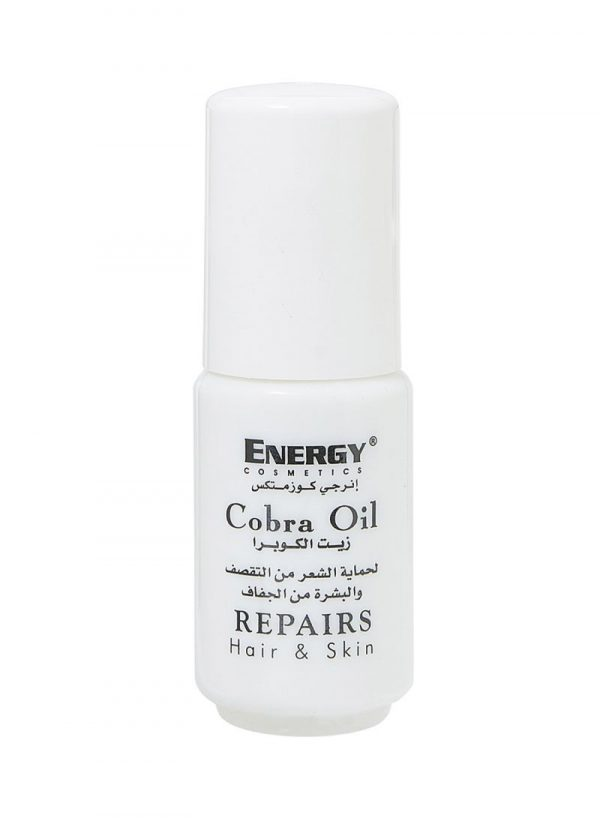 ENERGY Hair Cobra Oil 30ml