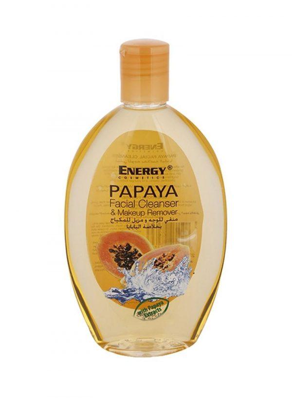 Energy facial cleanser papaya 235ml