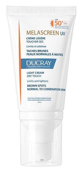 DUCRAY MELASCREEN UV LIGHT CREAM SPF50+ UVA
