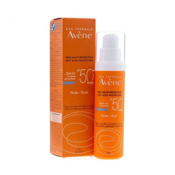 Avene Very High Protection Emulsion SPF50+ 50ml