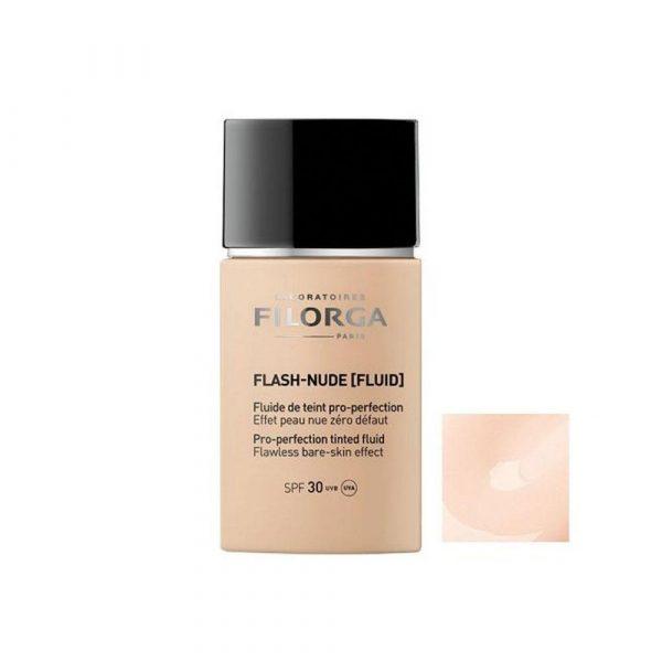 Filorga Flash Nude Fluid SPF30 30ml - Nude Ivory