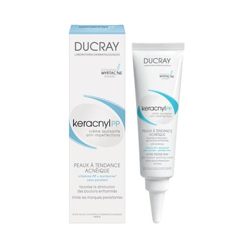 Ducray Keracnyl PP Cream 30ml (Anti-Blemish Soothing)