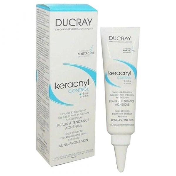 Ducray Keracnyl Cream 30ml (Complete Regulating Cream)