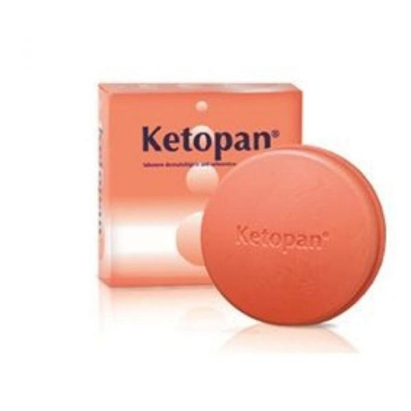 KETOPAN SOAP 100G