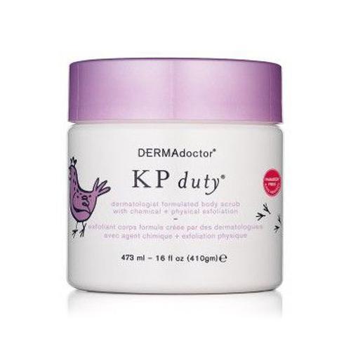 DermaDoctor KP Duty Dermatologist Formulated Body Scrub 410g