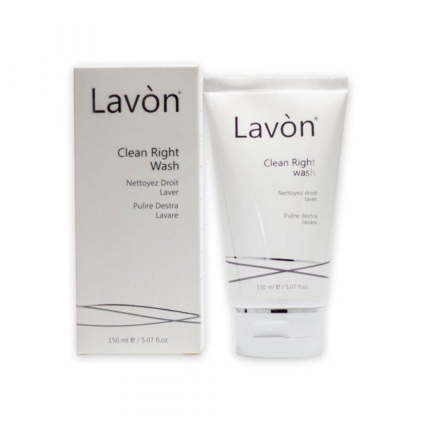 Lavon Clean Right Wash 150ml