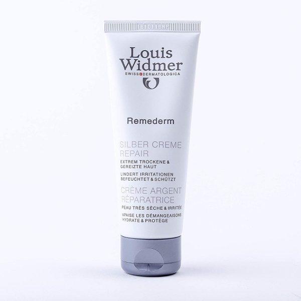 LOUIS WIDMER REMEDERM SILVER CREAM NP 75ML