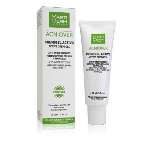 Martiderm Acniover Cremigel Active 40ml