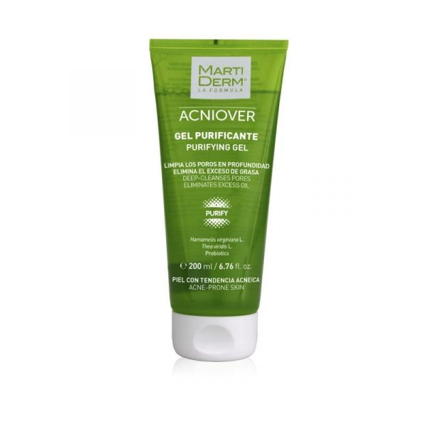 Martiderm Acniover Cleansing Gel - 200 ml