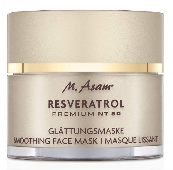 M. Asam Resveratrol Premium Smoothing Face Mask