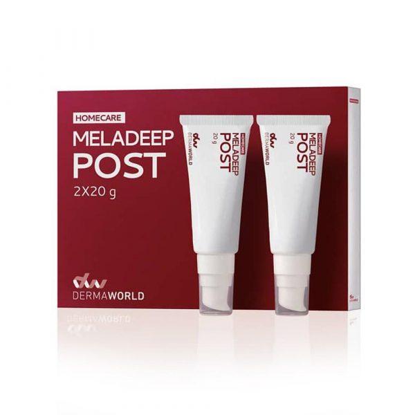 HomeCare Meladeep Post Cream, 20 gm 2 Piece
