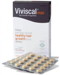 Viviscal Men Hair Growth Supplements 180 Tabs