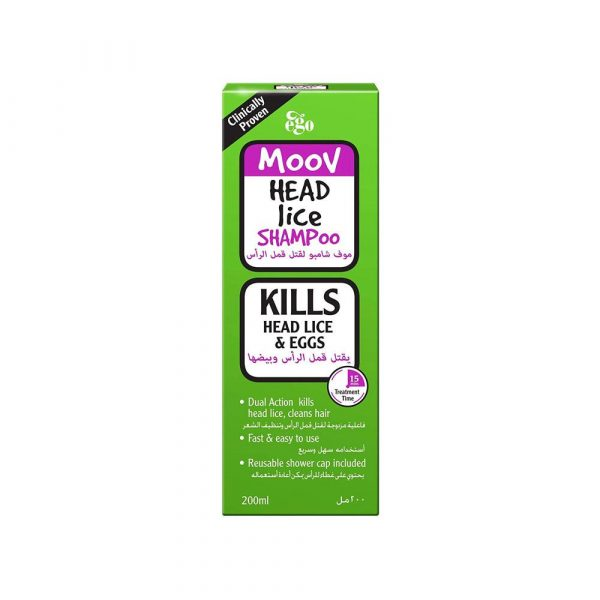 EGO MOOV HEAD LICE SOLU 200ML