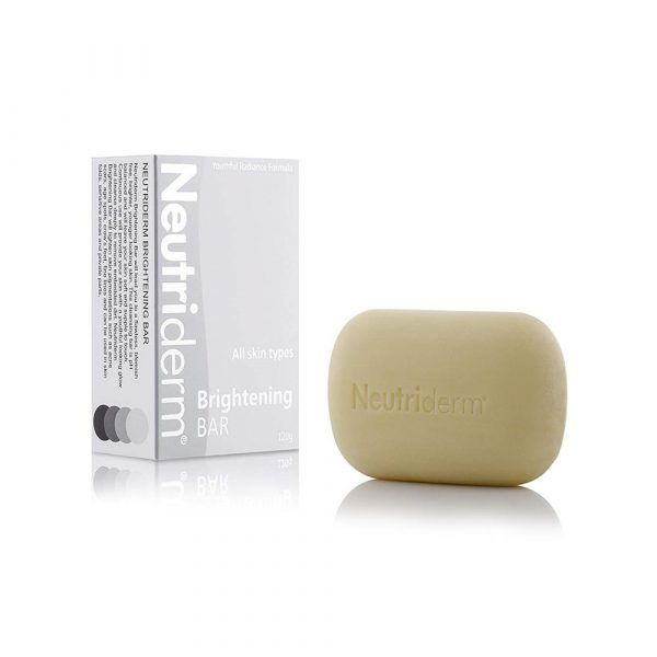 Neutriderm Brightening Bar Soap 120 g
