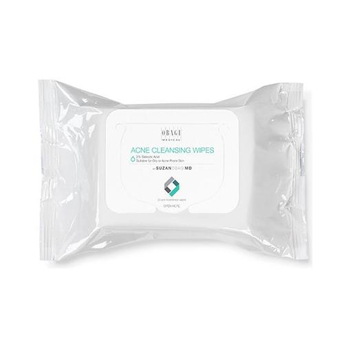 Obagi Nextcell Cleansing Wipes - Oily Skin x 25