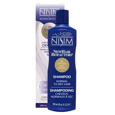 NISIM SHAMPOO NORMAL- DRY 8oz
