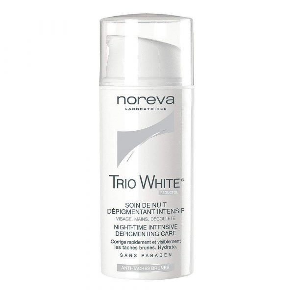 NOREVA Trio White Night-Time Depigmenting Care 30ml