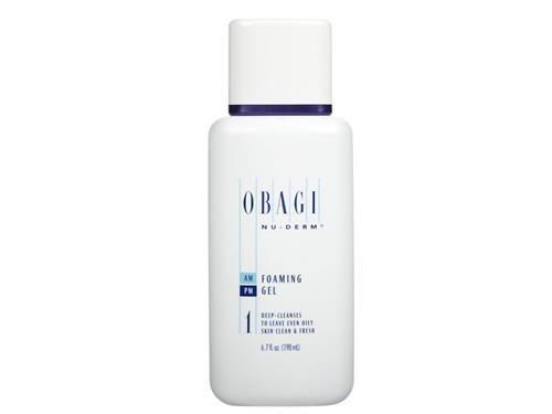 Obagi Nu-Derm Foaming Gel / Gentle Cleanser