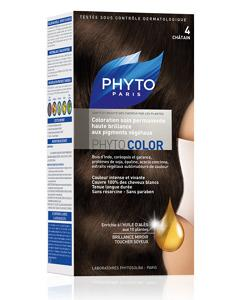 Phyto Color 4 - Chestnut