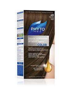 Phyto Color 4D - Light Golden Chestnut