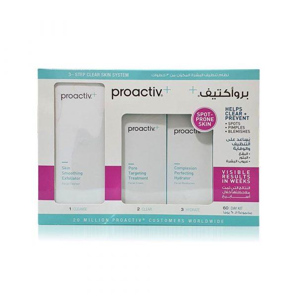 Proactiv+ 30 days 3 step clear skin system kit