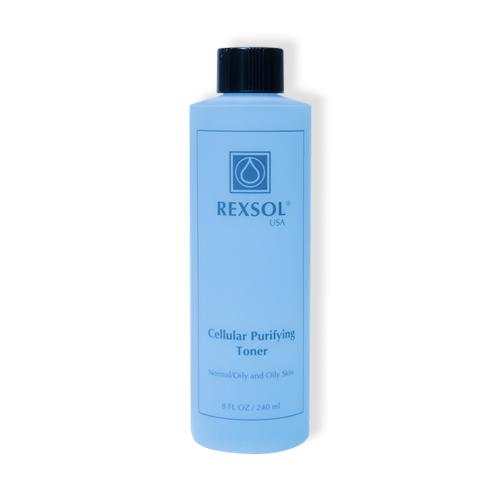 REXSOL PURIFYING TONER N TO OILY SKIN 240ML xxx