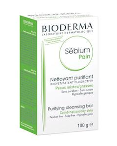 Bioderma Sebium Soap 100g