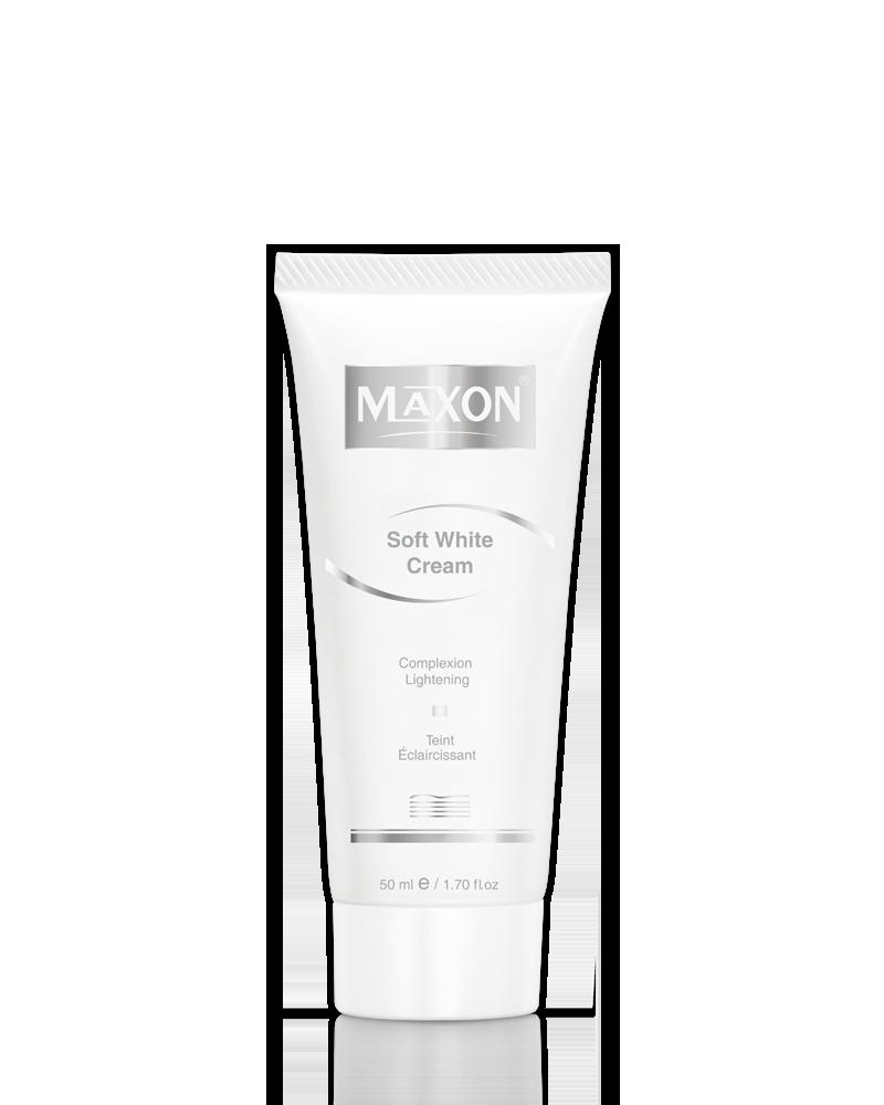 MAXON Soft White Cream 50ml
