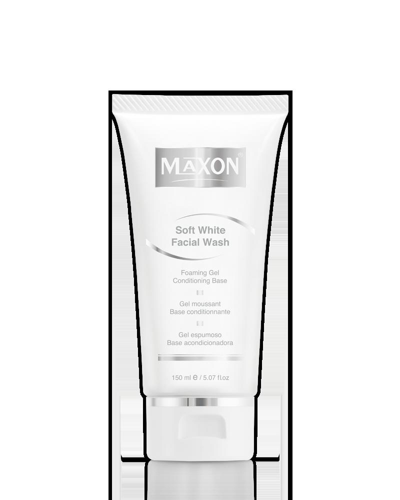 MAXON Soft White Facial Wash 150ml