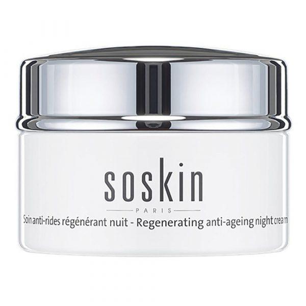SOSKIN Regenerator Anti Aging Night Cream 50ml