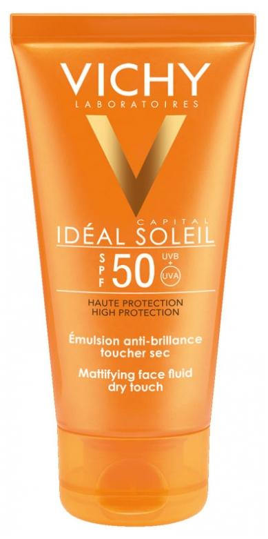 VICHY Ideal Soleil Face Dry Touch SPF50 50ml