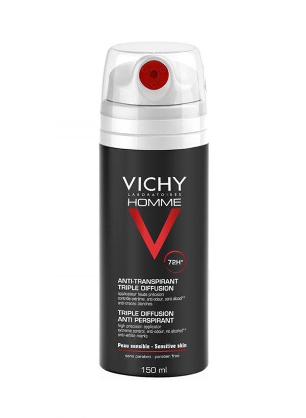 VICHY Homme Deo Spray 150ml