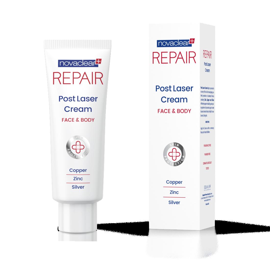 Novaclear Repair Post Laser Cream 75Ml